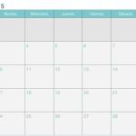 Calendarios de todas las formas y colores