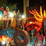 Festejos por el Carnaval en Mexico