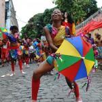 Festejos de carnaval en Panama