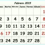 Fiestas februas durante el mes de Febrero