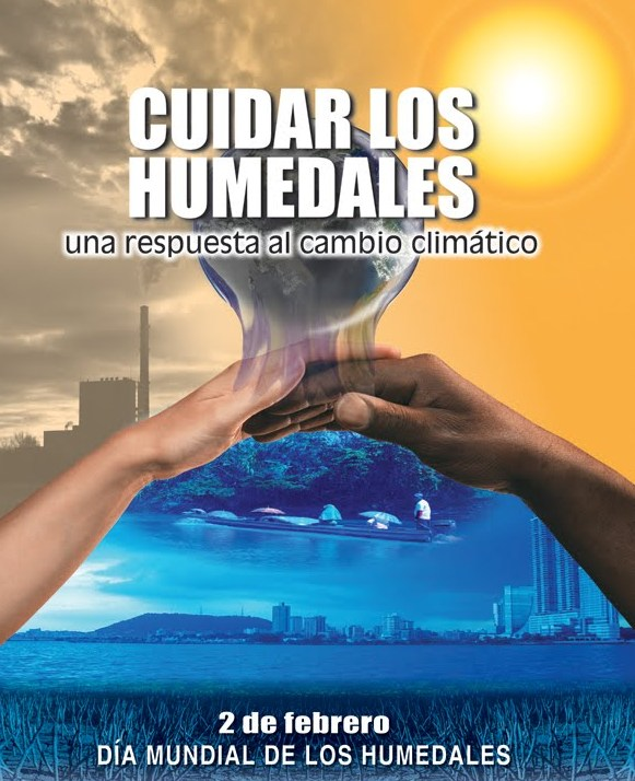 Afiche Humedales