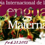 Tarjetas y postales del dia de la lengua materna