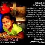 Actividades para el dia de la lengua materna
