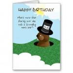 Que sucede en el dia de la marmota?