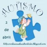 Todo imágenes de Autismo: Lazos y tarjetas para compartir el 2 de abril
