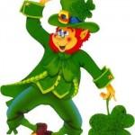 Un dia especial para los irlandeses