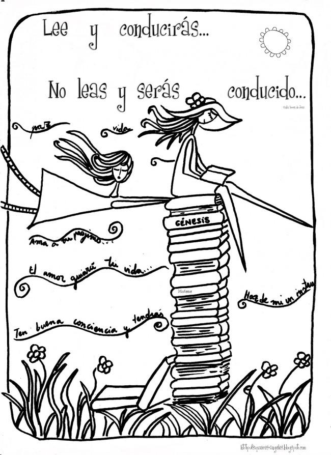dia-del-libro-infantil-para-colorear-Dia-del-libro