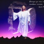 Jesus resucito! Domingo de Pascua