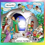 Significado de la Pascua Cristiana: Imágenes de Jesucristo resuscitado para Semana Santa