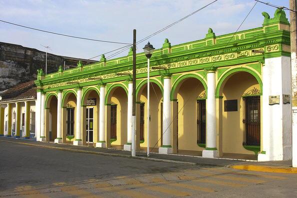 Zone de monuments historiques de Tlacotalpan