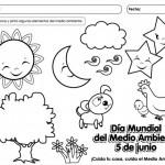 Imagenes y tarjetas del Dia Mundial del Medio Ambiente