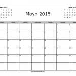 Calendarios para organizar tu mes de mayo