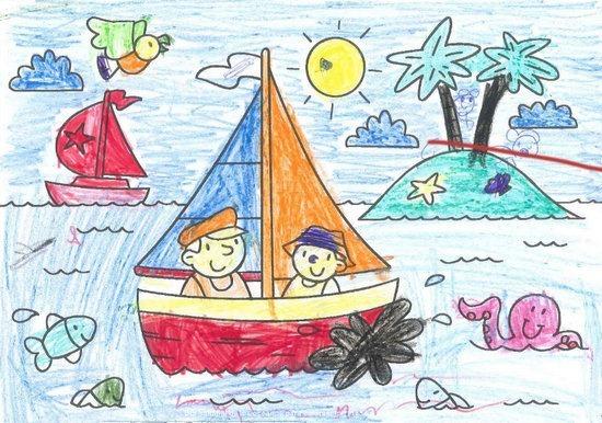 dibujos-dia-de-los-oceanos-para-colorear