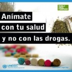 Día Internacional contra el Uso Indebido y el Tráfico Ilícito de drogas