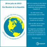 Cuando se fundo el Dia Mundial de la Hepatitis?