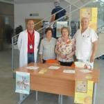 Eventos de sensibilizacion para el Dia de la Esclerodermia