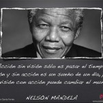 Imagenes postales de Nelson Mandela