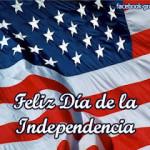 Imágenes de Felíz Día de la Independencia de Estados Unidos