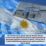 Imágenes del Día de la Declaración de la Independencia Argentina