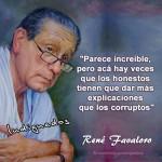 Imágenes con frases de René Favaloro para descargar y compartir
