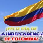 20 de Julio – Día de la Independencia de Colombia
