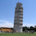 ¿Por qué no se cae la torre de Pisa?