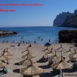 La isla de Mallorca, España