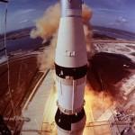 Misión espacial Apolo II – La LLegada del Hombre a la Luna