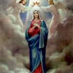Oracion para celebrar la Asuncion de Maria a los cielos