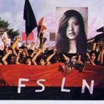 La caída de la dictadura de la familia militar Somoza