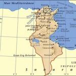 Desfiles y actos para celebrar la republica de Tunez
