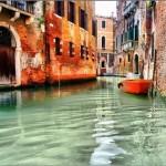 Imágenes espectaculares de los canales de Venecia – Italia