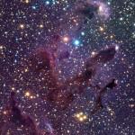 El universo se achica