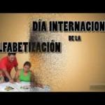 Tarjetas para el Día Internacional de la Alfabetización