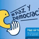 Celebración de la democracia