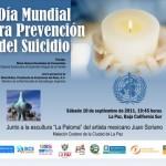 Tarjetas del Día Mundial de la Prevención del Suicidio