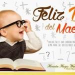 Originales postales de Feliz Día del Maestro