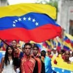 Imagenes de las celebraciones del Dia de la Independencia