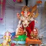 Postales de Ganesha para Facebook e Instagram