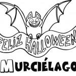 Postales super coloridas para Halloween