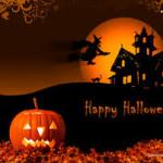 Imagenes postales para desear un feliz Halloween