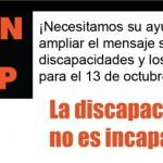 Postales con frases – Dia para la reduccion de desastres
