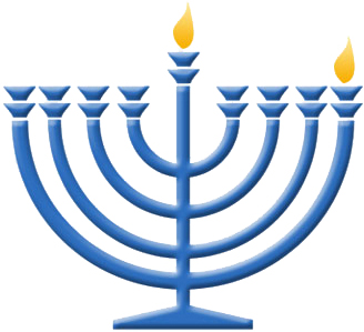 Menorah-1-light