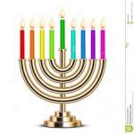 Postales para Hanukkah