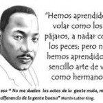 Como fue la adolescencia de Martin Luther King?