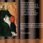 Postales con frases de Tomas de Aquino