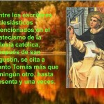 Como se constituye la familia de Tomas de Aquino?