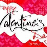 Postales con frases para el Dia de San Valentin