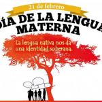 Imagenes, tarjetas y frases para el Dia Internacional de la Lengua Materna