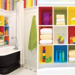 Hermosas ideas para decorar el cuarto de baño de los niños de la casa